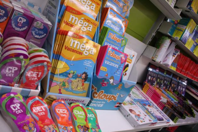 Extrêmement Ici, les cahiers de vacances sont gratuits! | 8 à la maison GX81