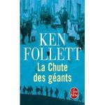 #1 Mes lectures – La Chute des Géants – Ken Follett (environ 11 euros)