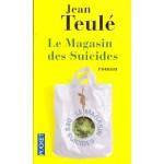 #3 Mes lectures – Le magasin des suicides – Jean Teulé